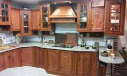 kitchens with cathedral design doors